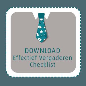 Effectief Vergaderen Downloads