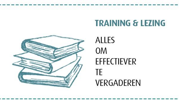 training effectief vergaderen